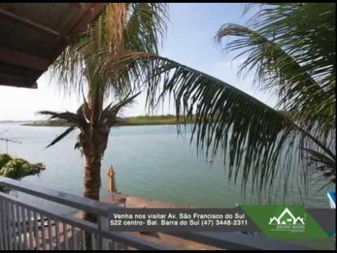 Casa de frente para lagoa em Balneário Barra do Sul - SC a venda