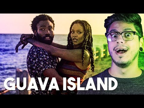 GUAVA ISLAND 🎤 (Filme Amazon Prime Video 2019) Crítica Café Nerd