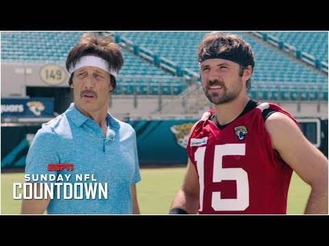 Uncle Rico and the legend of Gardner Minshew | NFL Countdown