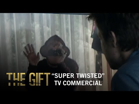 The Gift (TV Spot 'Super Twisted')