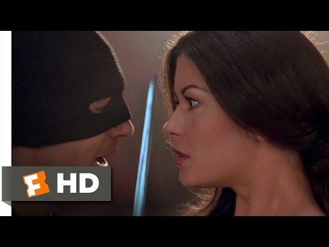 The Duel - The Mask of Zorro (6/8) Movie CLIP (1998) HD
