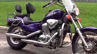 7. Used 2001 Honda Shadow VLX 600  Motorcycles for sale in FL