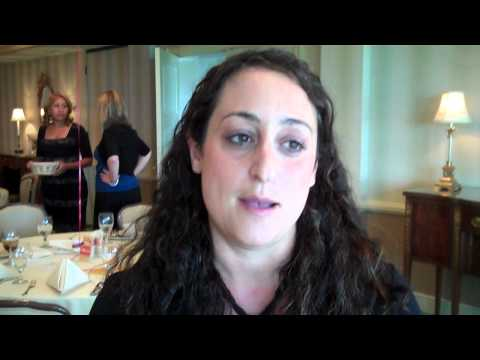 Dawn Stark from Amiee Mobile Marketing Talks About AAF-CC September Lunch and Learn