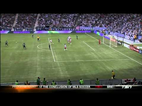 Video: 2014.03.08 Whitecaps FC Goal #4 vs NYRB