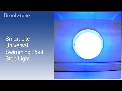 Smart Lite Universal Swimming Pool Step Light
