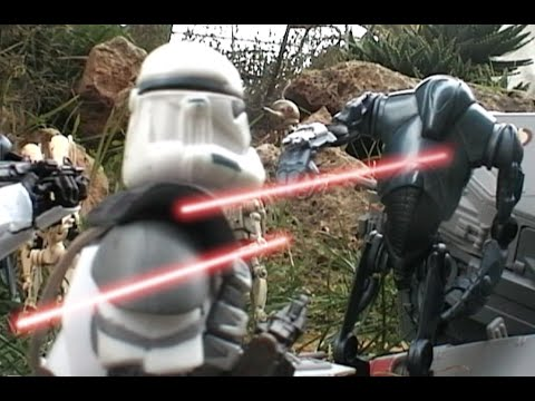 STAR WARS Clones vs. Droids