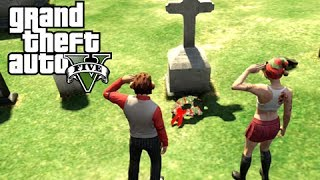 GTA 5 Online The Death of Daithi De Nogla