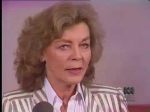 News: Lauren Bacall (1986)