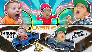 Nonton Fast   Furious Car Chase  Magic Boy Traps Kids In Anki Overdrive Race Track Battle Fgteev Challenge  Film Subtitle Indonesia Streaming Movie Download