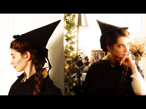 I Made a Witch Hat to Wear in Everyday Life Because ~✨Fashion✨~