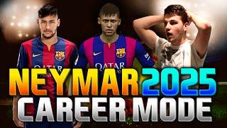 FIFA 15 | NEYMAR IN 2025!!! (CAREER MODE), neymar, neymar Barcelona,  Barcelona, chung ket cup c1, Barcelona juventus