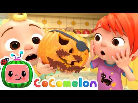 Halloween Songs Medley   CoComelon Nursery Rhymes & Kids Songs