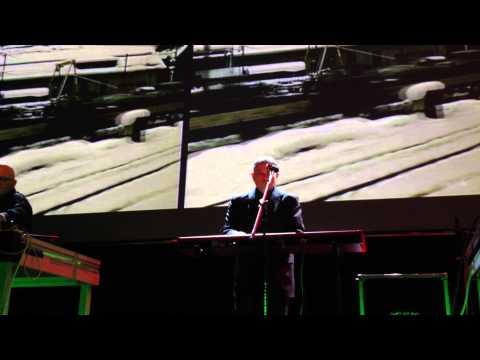 "Karl Bartos- ""Trans Europe Express"" live in Soundedit festival (Łódź 24th October 2014)"