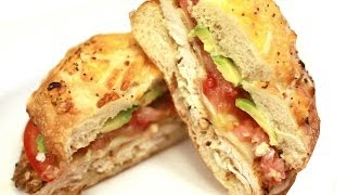 Sandwich Recipes YouTube video