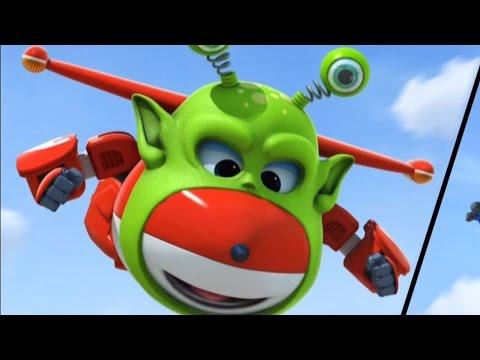 Супер Крылья: Джетт и его друзья - 7 серия - Мультики про самолеты Super Wings на русском (видео)
