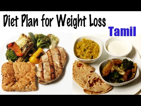 1900 Calories Diet for Weight Loss – Tamil