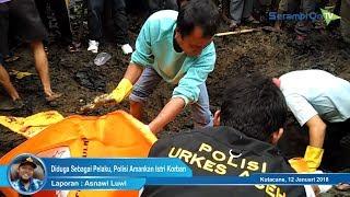 Pembunuhan di Aceh Tenggara, Pelaku Diduga Istri Korban