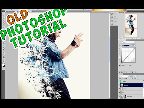 How to Create a Dispersion Effect in Photoshop