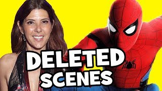 Video Spider-Man Homecoming DELETED SCENES, Characters & Rejected Concepts + SPIDER-SENSE Explained MP3, 3GP, MP4, WEBM, AVI, FLV Oktober 2017