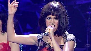 Selena Gomez Caught Lip Syncing & Dropping F-Bomb! (JINGLE BALL 2013)