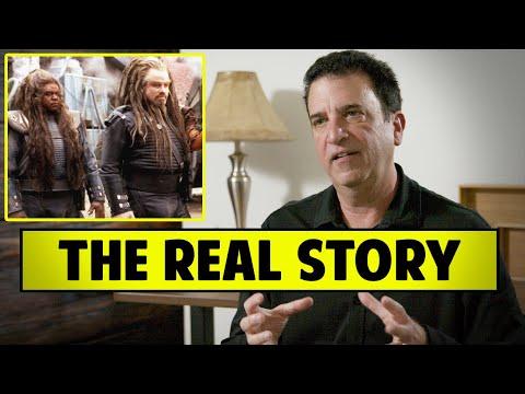 Battlefield Earth Screenwriter Explains What Happened - Corey Mandell