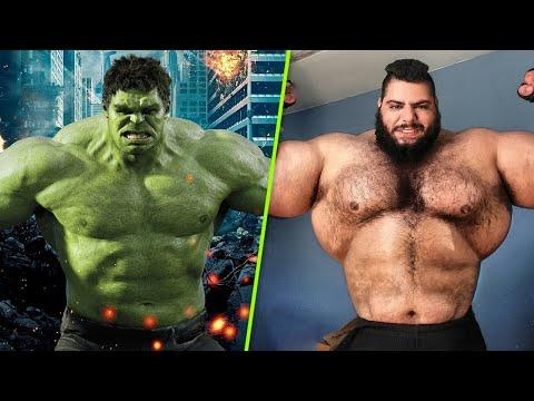 5 लोग जो मार्वल सुपरहीरोज़ की तरह दिखते हैं People Who Look Like Doubles of Marvel Characters