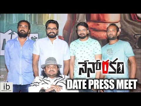 Nenorakam Press Meet