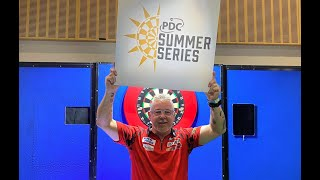 "Peter Wright: ""It doesn't matter if MVG thinks I'm not a threat, he'll have to play me in the final"""