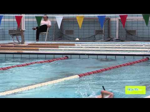 Natación con aletas 2ª Jornada JDN Guelbenzu (1)