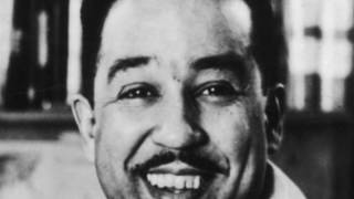 """Langston Hughes reads three poems """"The Negro Speaks Of Rivers,"""" """"I Too,"""" and """"Dream Montage Tell Me Good Morning Harlem/Same In Blues Comment On Curb""""James Mercer Langston Hughes (February 1, 1902 – May 22, 1967) was an American poet, social activist, novelist, playwright, and columnist from Joplin, Missouri. He was one of the earliest innovators of the then-new literary art form called jazz poetry. Hughes is best known as a leader of the Harlem Renaissance in New York City. He famously wrote about the period that """"the negro was in vogue"""", which was later paraphrased as """"when Harlem was in vogue"""".From the CD: Our Souls Have Grown Deep Like RiversCopyright Disclaimer Under Section 107 of the Copyright Act 1976, allowance is made for """"fair use"""" for purposes such as criticism, comment, news reporting, teaching, scholarship, and research. Fair use is a use permitted by copyright statute that might otherwise be infringing. Non-profit, educational or personal use tips the balance in favor of fair use."""