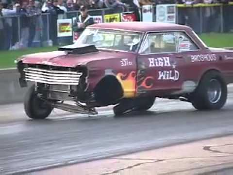 racing - Taken from Carnage Fest 2 DVD, Check out http://www.urbanhillbilly.com for the best in Heads Up Drag Racing video and DVDs. Urban Hillbilly Action Videos Dra...