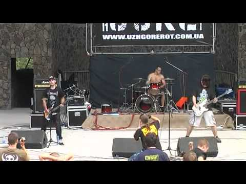 Video UzhGoreRot 2010 - Ukrajina