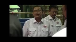 KONI DKI - Kunjungan Ketua Kontingen DKI Djamhuron Ke cabor Taekwondo
