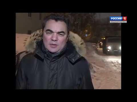 Мэр Уфы обратился к горожанам перед предстоящими снегопадами - DomaVideo.Ru