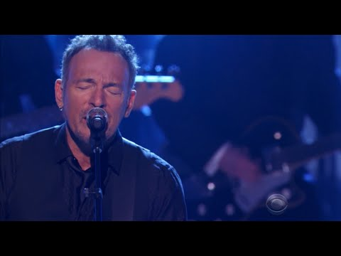 Bruce Springsteen - I Hung My Head (Best Version) - Kennedy Center (2014)