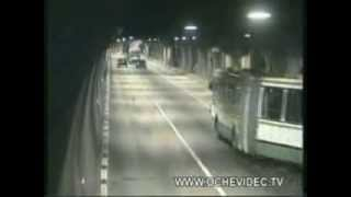 Lefortovo Tunnel - Crazy Car Accidents