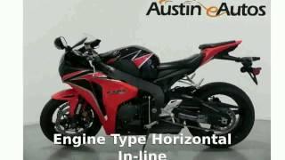 7. 2010 Honda CBR 1000RR Features