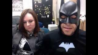 """Batman hát """"Vầng Trăng Khóc"""" quá đỉnh :))"""