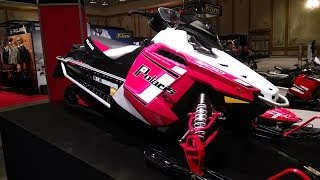 8. 2015 Polaris Indy 800, 60th Anniversary Edition walk around!