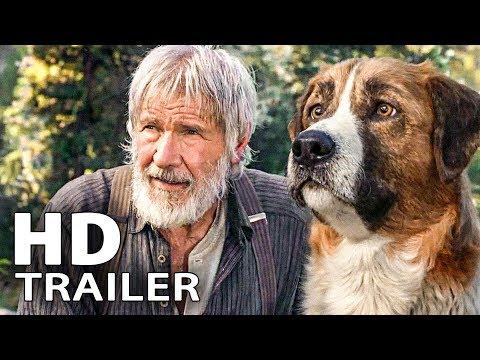RUF DER WILDNIS Trailer Deutsch German (2020)