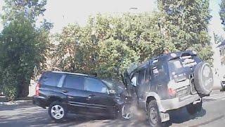 Жесткие аварии Июня 2016 третья неделя