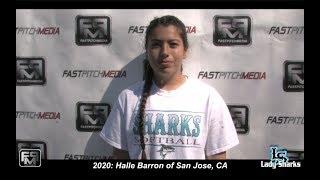 Halle Barron