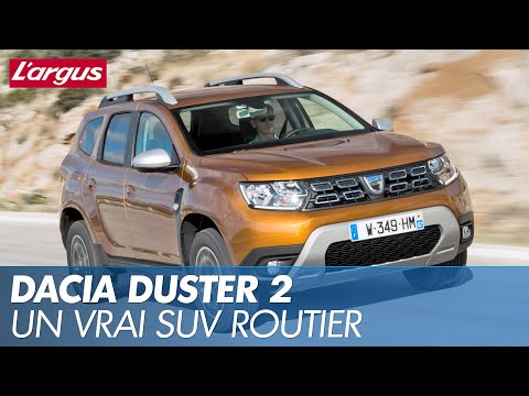 vid o essai dacia duster 2018 3 qualit s et 3 d fauts l 39 argus. Black Bedroom Furniture Sets. Home Design Ideas