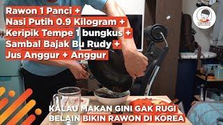 Video LAMA GAK MAKAN RAWON.. JADINYA KALAP DI KOREA MP3, 3GP, MP4, WEBM, AVI, FLV Februari 2019