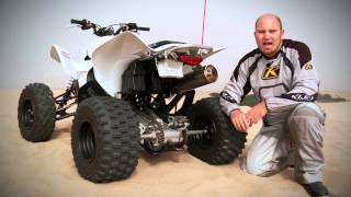 1. ATV Test Ride: Honda TRX 450R