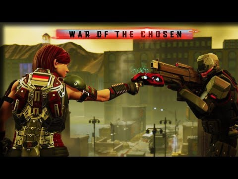 Behind Enemy Lines! – XCOM 2: War of the Chosen Gameplay – Let's Play Part 26