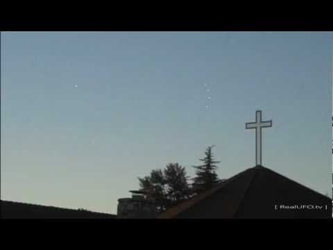 Alien UFO Sighting 2012 Over Billings, Montana UFOs Orbs Caught On Tape Today More Videos This Week