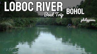 Loboc Philippines  city images : Loboc River Boat Trip, Bohol, Philippines