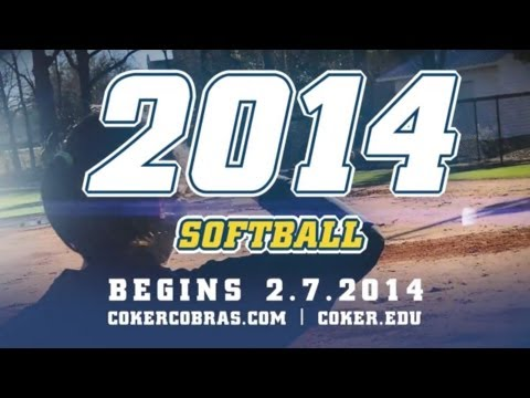 2014 Coker College Softball