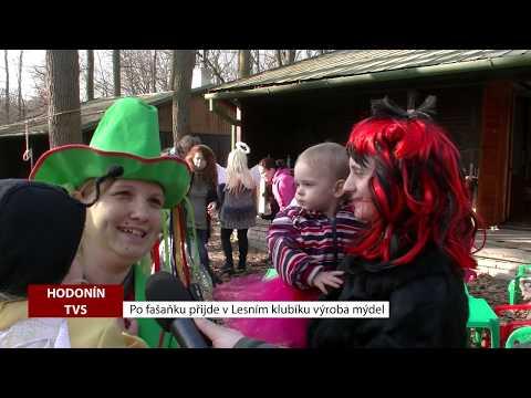 TVS: Deník TVS 19. 2. 2019